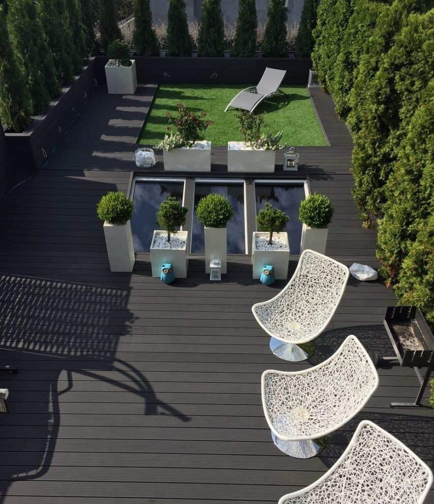 Outdoor decking installation Gold Coast