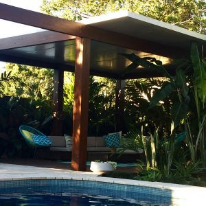 Easy Panel Roof Pergola