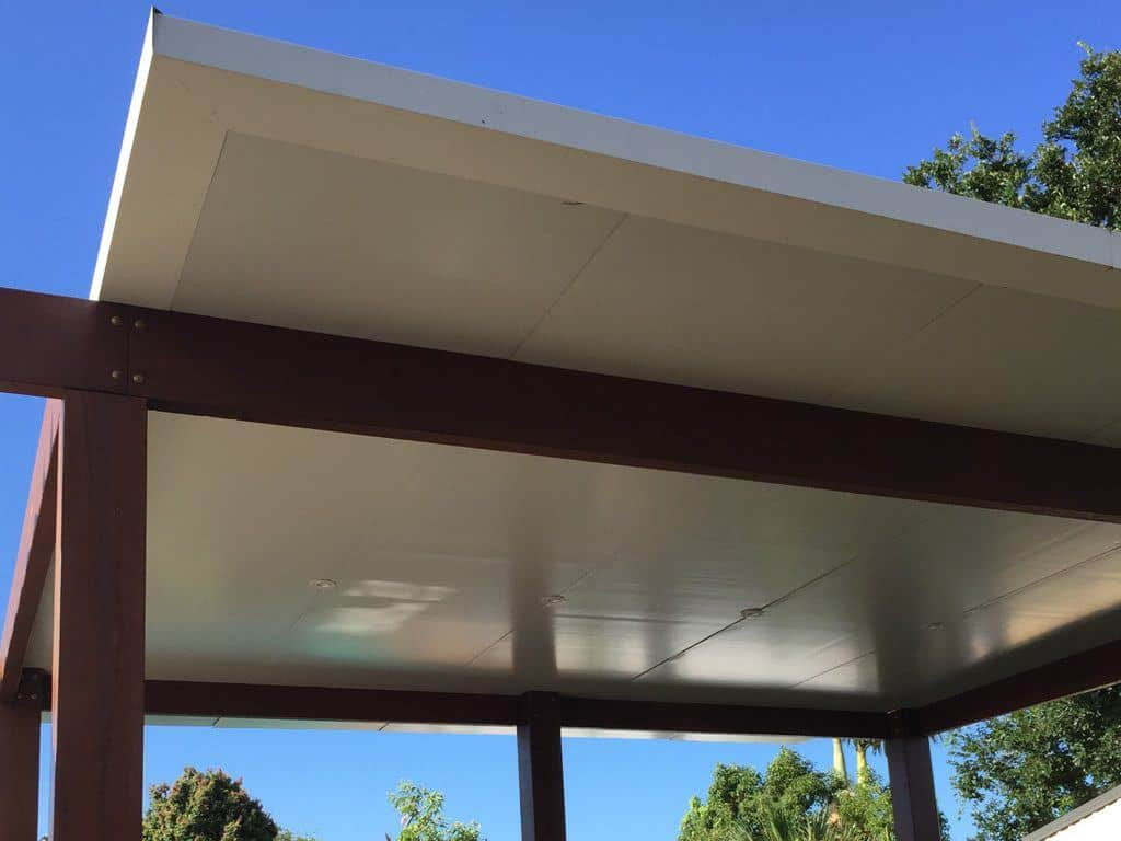 Free standing Insulated roofing panel supplier Ipswich